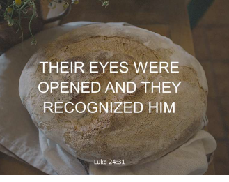 Then their eyes were opened