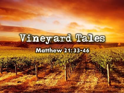 The Tenants of the Vineyard